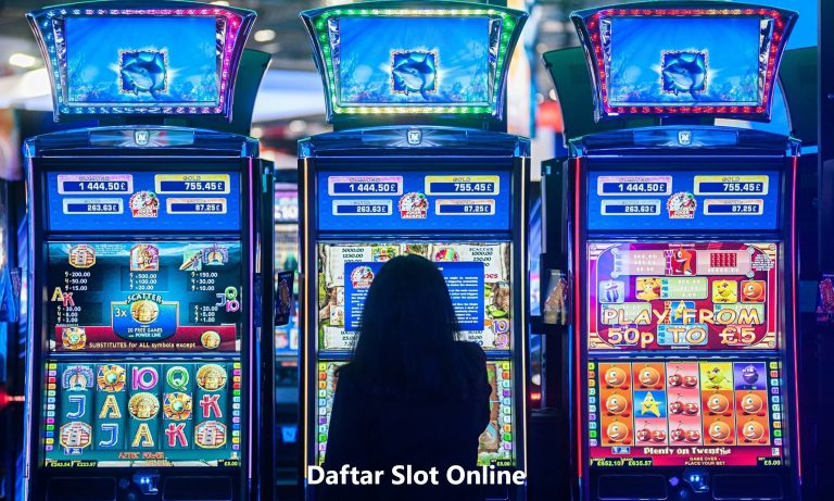 Daftar Judi Slot Online Uang Asli
