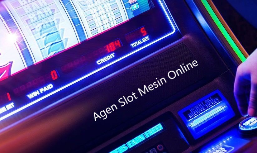 Agen Slot Mesin Online